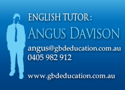 Melbourne English Tutor